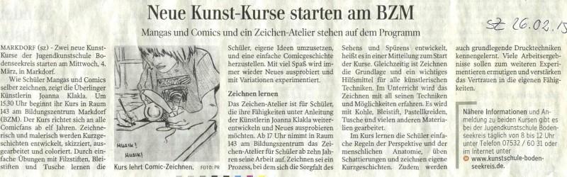 Comic Markdorf