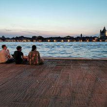 Kunstbiennale 2019 – 5 Tage mit 30 Dozenten und Studenten des Vorstudiums Gestaltung in Venedig